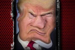 恶搞美国总统