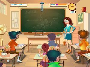 整蛊女教师