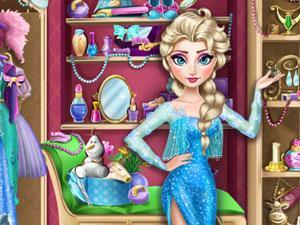 艾莎的衣柜