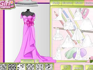 精美婚纱设计