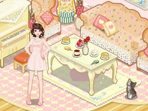 粉红色房间