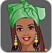 时尚的非洲风格