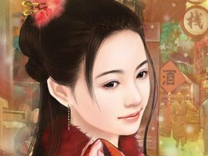 古代仙女美容装扮