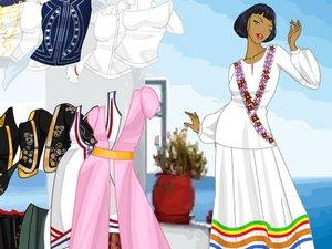 古希腊服装