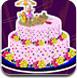 芭比的蛋糕