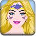 芭比公主面部彩绘