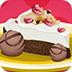 烹饪巧克力榛子蛋糕