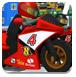 乐高摩托车拼图