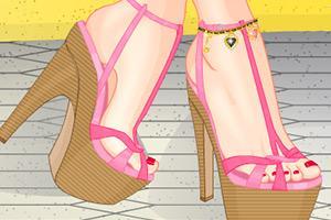 高跟鞋设计