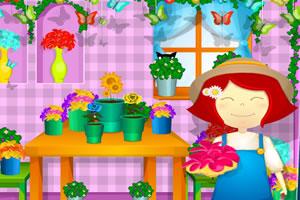 小小鲜花店