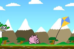 可爱小猪大逃亡