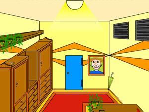 上锁的卡通房间2