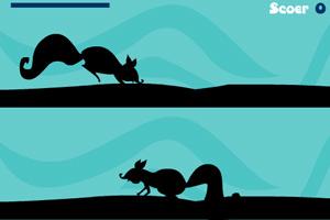 点击小狐狸