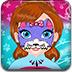 安娜宝贝脸部彩绘
