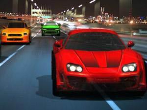 汽车俱乐部竞速赛关卡全开变态版