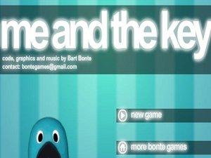 企鹅找钥匙