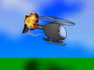 直升机城市之行