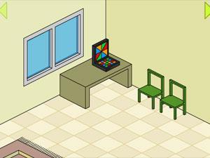 上锁的卡通房间7