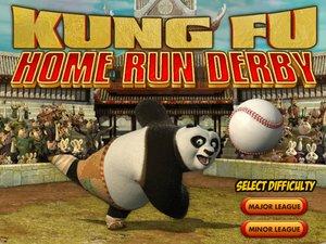 功夫熊猫全垒打