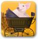 小猪四轮车
