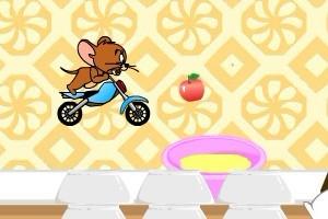 杰瑞的摩托车