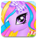 可爱独角兽公主