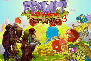 水果保卫战僵尸版3