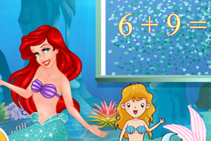 爱丽儿海底学校
