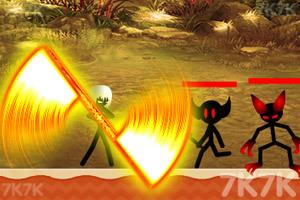 火柴人神器之战